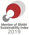 Member of SNAM Substainability Index