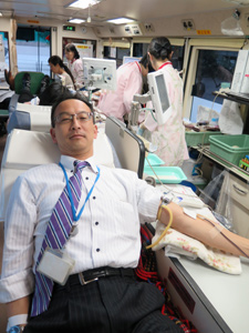 Blood Bank Campaign at Head Office