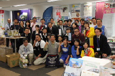 JSR Group – Holding of a Tohoku reconstruction support market and wine sale with JSR Trading